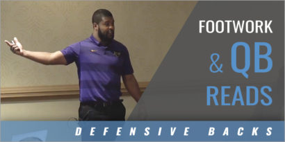Off Man Coverage: Footwork and QB Reads
