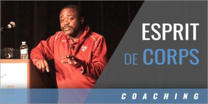 Championship Culture: Esprit de Corps