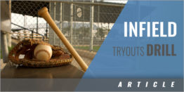 The Best Drill for Infield Tryouts - Coach Bob McCreary