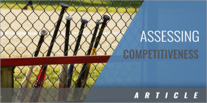 Assessing Competitiveness Within the Team