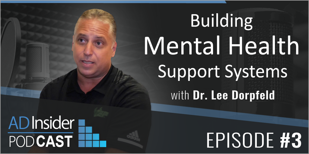 Podcast EP 3: Mental Health