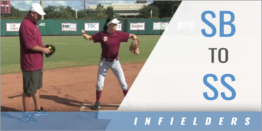 SB to SS Fundamentals on a Double Play