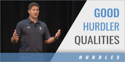 5 Qualities of a Great Hurdler