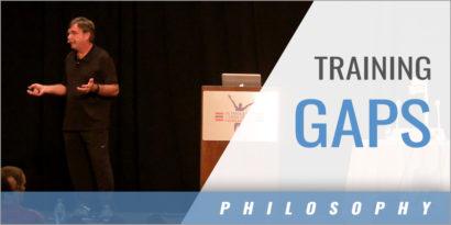 Training Gaps