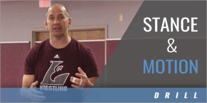 Stance and Motion Drill