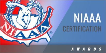 Athletic Administrators Achieving NIAAA Certification - February 2020