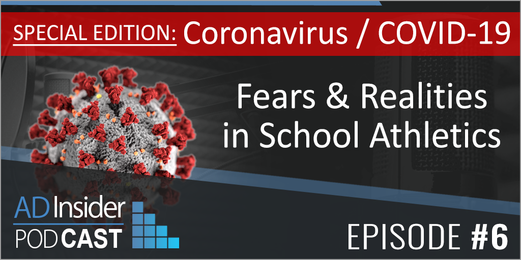 EP 6: Special Edition - Coronavirus