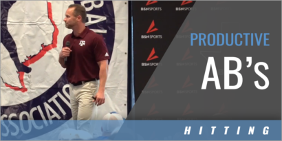 Understanding the Power of Productive AB's with Chad Caillet - Texas A&M Univ.