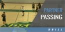 Partner Passing Drill with Dave Richman – North Dakota State Univ.