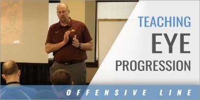 Offensive Line: Eye Progression