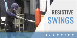 Resistive Swings Slapping Drill