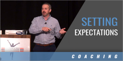 Personal Behavior: Setting Expectations