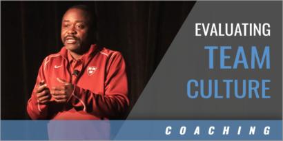 Evaluating Team Culture
