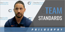 Coaches Must Reflect Their Team Standards