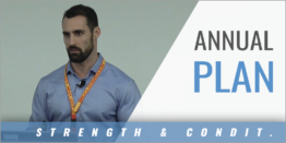 Strength and Conditioning: Annual Plan
