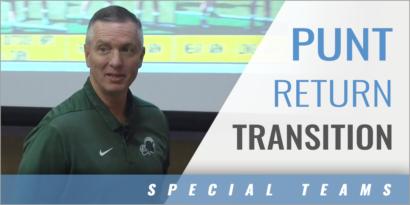 Punt Return Transition