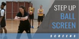 Step Up Ball Screen