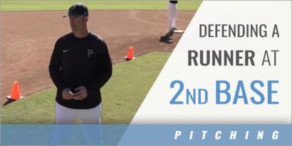 Defending a Runner at 2nd Base
