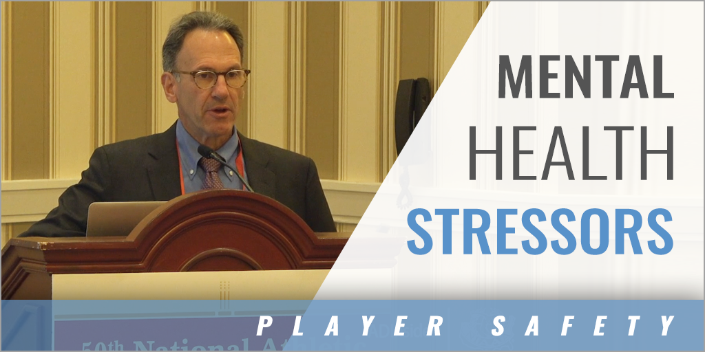 Understanding Mental Health Stressors for Athletes