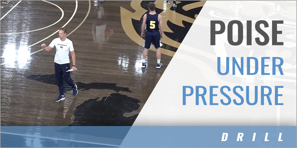 Footwork, Fake, and Pass Drill