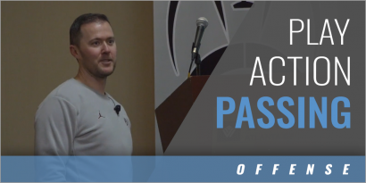 Intermediate Play Action Passing Game
