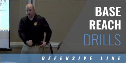 D-Line Base Reach Drills