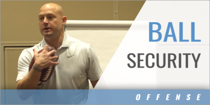 Offensive Ball Security Drills