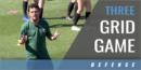 Three Grid Defensive Drills with Paul Jobson – Baylor Univ.