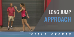 Long Jump Approach Coaching Tips