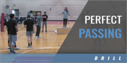 Perfect Passing Drill