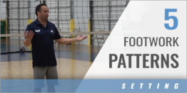 5 Footwork Setting Patterns