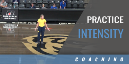 Practice Intensity
