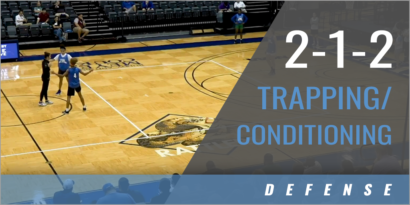2-1-2 Trapping/Conditioning Drill