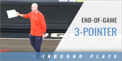 End-of-Game Sideline Out-of-Bounds 3-Pointer