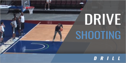 Drive Shooting Drill
