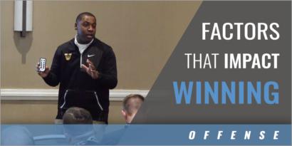 Five Factors That Impact Winning