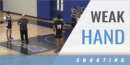 Weak Hand Shooting Drills with Mike Procopio