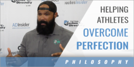 Helping Athletes Overcome Perfectionism