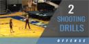 2 Shooting Drills with Charli Turner Thorne – Arizona St. Univ.