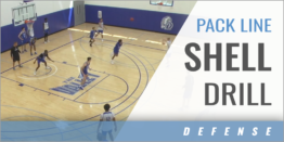Pack Line Shell Drill