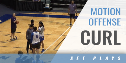 Motion Offense: Curl