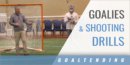Shooting Drills Can Lead to Bad Habits for Goalies with Eric Hagarty – Endicott College