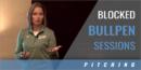 Blocked Bullpen Sessions with Melyssa Lombardi – Univ. of Oregon