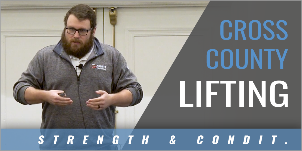 Lifting for Cross Country with Michael Petro