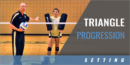 Triangle Progression Setting Drills with Todd Dagenais – UCF