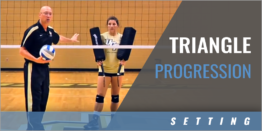 Triangle Progression Setting Drills