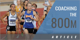 Coaching the 800 meters - A Tale of Two Athletes