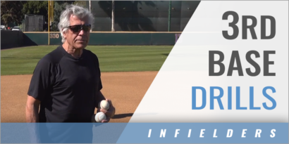 5 Quick 3rd Base Drills for All Infielders