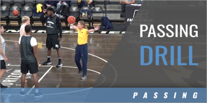 Passing Drill