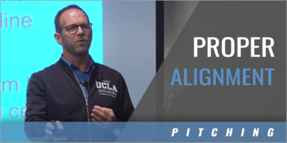 Pitching Alignment